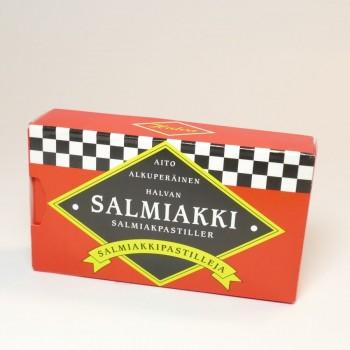 Salmiakkipastilli, Halva Salmiakki Pastillen aus Finnland