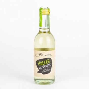 Holler die Weinfee - Holunderblütensirup vom Weingut, vegan, 250ml