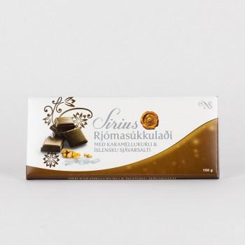 Sirius Rjomasukkuladi Schokolade mit Karamell & Meersalz