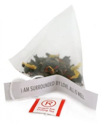 AKTION Revolution Tee - Dragon Eye Oolong Tea - 60 Teebeutel Großpackung
