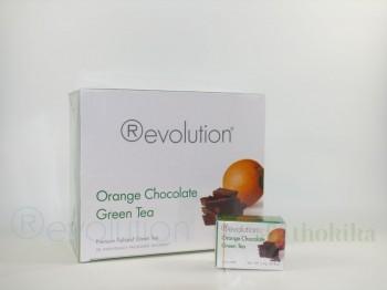 MHD 01/2019 - Revolution Tee - Orange Chocolate Green Tea - Gastronomiepackung