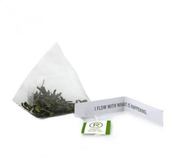 AKTION Revolution Tee - Organic Green Tea - 60 Teebeutel Großpackung