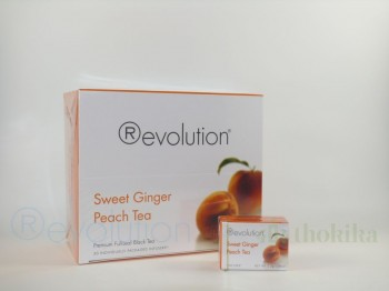 Revolution Tee - Sweet Ginger Peach Tea - Gastronomiepackung