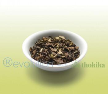 AKTION Revolution Tee - Weißer Tee mit Birnengeschmack - 60 Teebeutel Großpackung