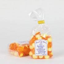 Sanddorn-Vanille-Bonbons, zuckerfreie Bonbons