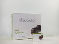 MHD 01-2019 / Revolution Tee - Acai Green Tea
