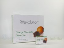 MHD 01/2019 - Revolution Tee - Orange Chocolate Green Tea - Gastronomiepackung
