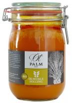 MHD 09/2018 - Rotes Bio Palmöl 1 Liter von Ölmühle Solling