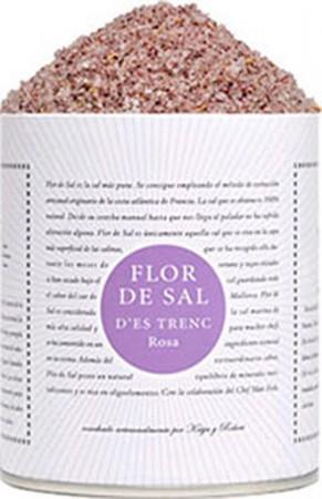 Flor de Sal de Rosa, Flor de Sal d´es Trenc - Calvia / Mallorca