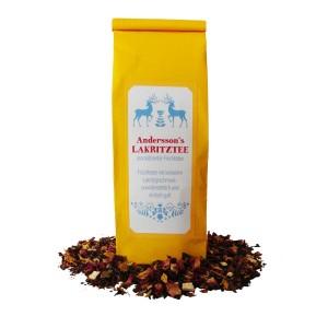 Lakritztee - aromatisierter Früchtetee