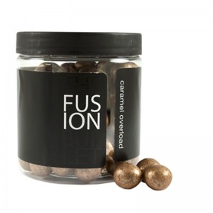MHD 10/2017-caramel overload - Black Fusion candy balls, THE FUSION BULLET