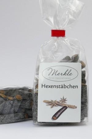 MHD 11-2016, Hexenstäbchen, Lakritz