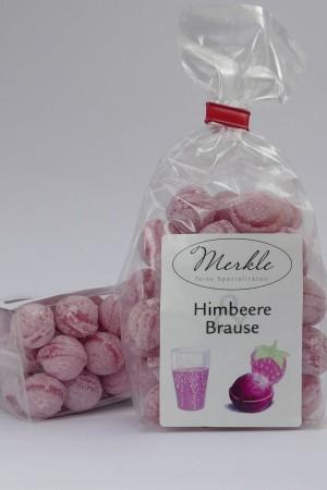 Himbeer-Brausebonbons