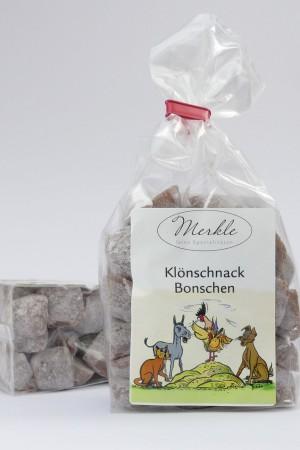 Bremer Stadtmusikanten Klönschnack-Bonschen, Cappuccino-Bonbons