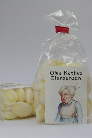 Oma Käthes Eierpunsch, Eierpunsch-Bonbons