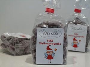 MHD 11/2018 - süße Weihnachtsgrüße, Pflaume & Zimt-Bonbons