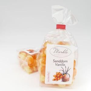 - zuckerfrei - Bonbons Sanddorn Vanille