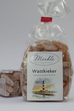 MHD 07/2017 - Wattkieker - Eukalyptus-Menthol Bonbons