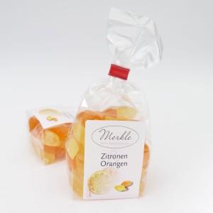 - zuckerfrei - Zitronen & Orangenbonbons