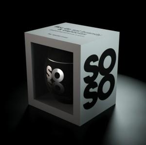 SOSO Samt-Edition, flor de sal brandy & especias
