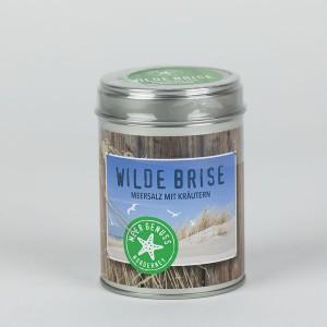 WILDE BRISE, Meersalz mit Kräutern - von der Insel Norderney