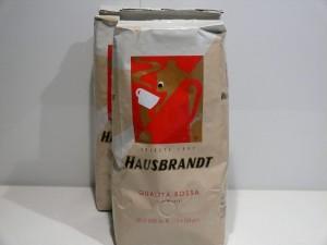 Hausbrandt, Qualita Rossa, 500 Gramm Bohnen