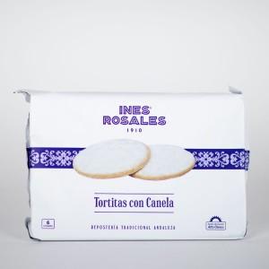 Tortita Nevada con Canela von Ines Rosales