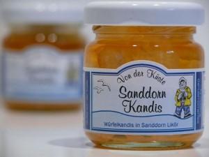 Sanddorn Kandis - Von der Küste - 50 Gramm