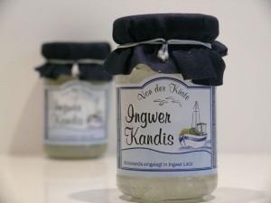 Ingwer Kandis - Von der Küste - 125 Gramm
