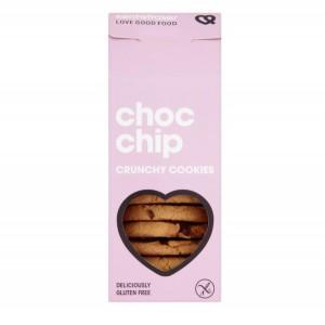 MDH 04/2018 - Kent&Fraser Choc Chip Crunchy Cookies - glutenfrei, glutenfree