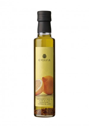 MHD 05-2018 / Aceite de Oliva Virgen Extra Limon - La Chinata