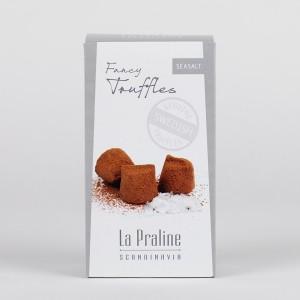 La Praline, Schokoladentrüffel mit Meersalz
