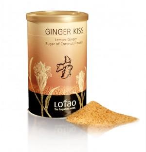 Ginger Kiss Palmblütenzucker - 250 Gramm