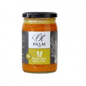 Rotes Bio Palmöl 0,25 Liter von Ölmühle Solling