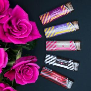 MONBANA - 5er Set Schokoladen-Riegel - einzeln verpackt