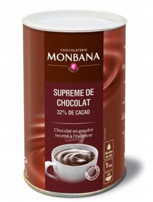 MONBANA - Suprême de Chocolat - 32 % Cocao 1 kg