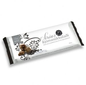 Sirius Rjomasukkuladi Schokolade mit Salzlakritz & Meersalz