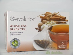 Revolution Tee - Bombay Chai Tea