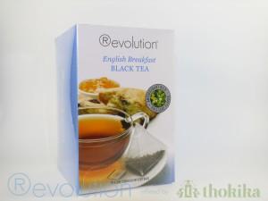 """Revolution Tee - English Breakfast Tea - Gastro """"foliert"""""""