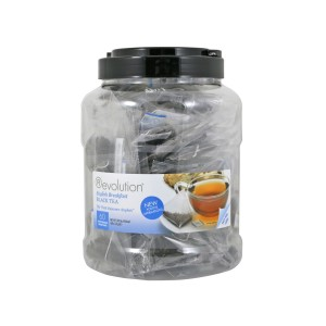 AKTION Revolution Tee - English Breakfast Tea - 60 Teebeutel Großpackung