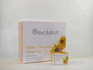 Revolution Tee - Golden Chamomile Herbal Tea - Gastronomiepackung - Koffeinfrei