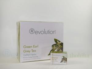 Revolution Tee - Organic Green Earl Grey Tea - Gastronomiepackung