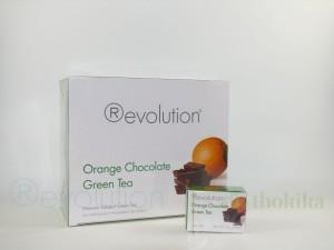 Revolution Tee - Orange Chocolate Green Tea - Gastronomiepackung