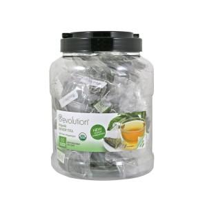 Revolution Tee - Organic Green Tea - 60 Teebeutel Großpackung