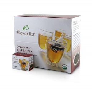 Revolution Tee - Organic Mint Puh-Erh Tea - Gastronomiepackung