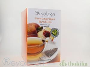 "Revolution Tee - Sweet Ginger Peach Tea - Gastro ""foliert"""