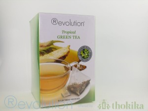 "Revolution Tee - Tropical Green Tea - Gastro ""foliert"""