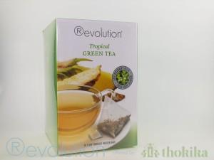 "Revolution Tee - Tropical Green Tea - Gastro ""foliert"""