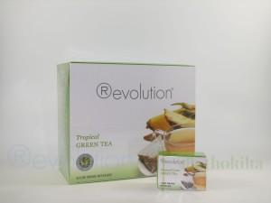 Revolution Tee - Tropical Green Tea - Gastronomiepackung