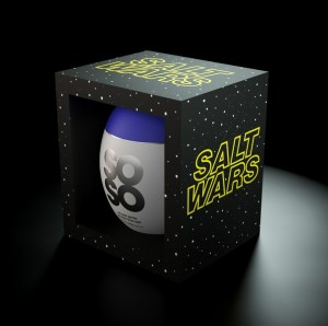 SOSO Edition - Salt Wars, persisches Blausalz